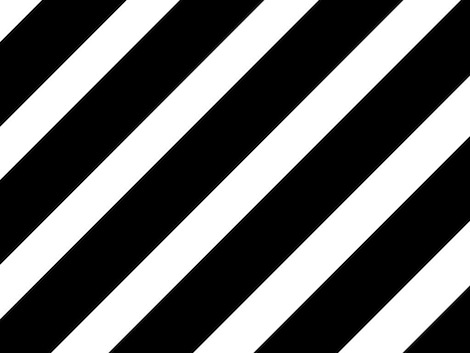 sexy-black-white-stripes